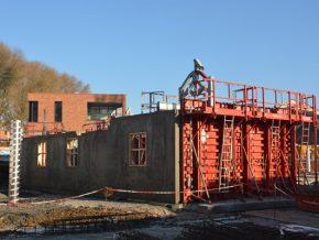 15 février 2017 : des nouvelles du chantier !
